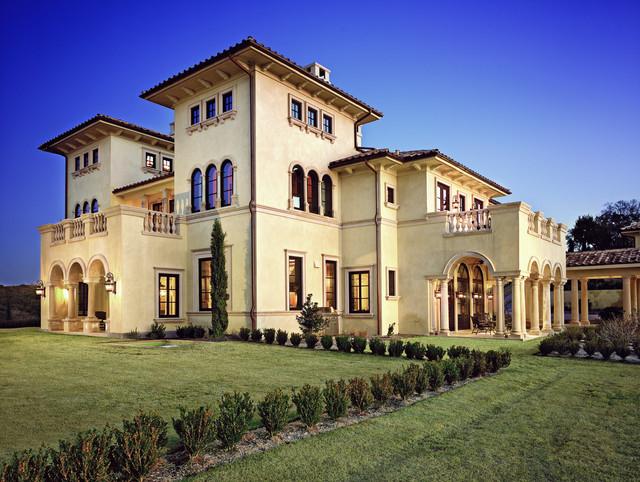Italian villa for Italian villa architecture