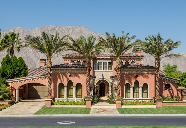 Image gallery spanish architecture for Spanish mediterranean homes for sale