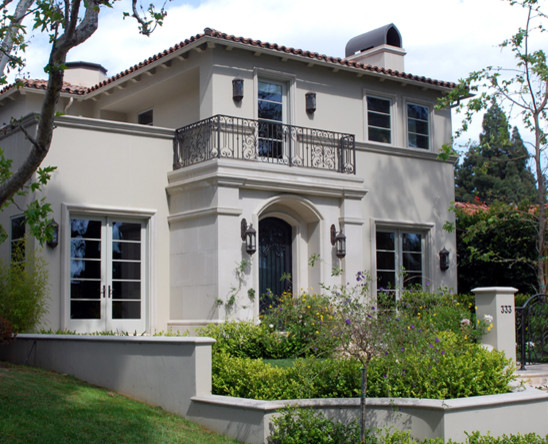 mediterranean home design mediterran haus fassade. Black Bedroom Furniture Sets. Home Design Ideas