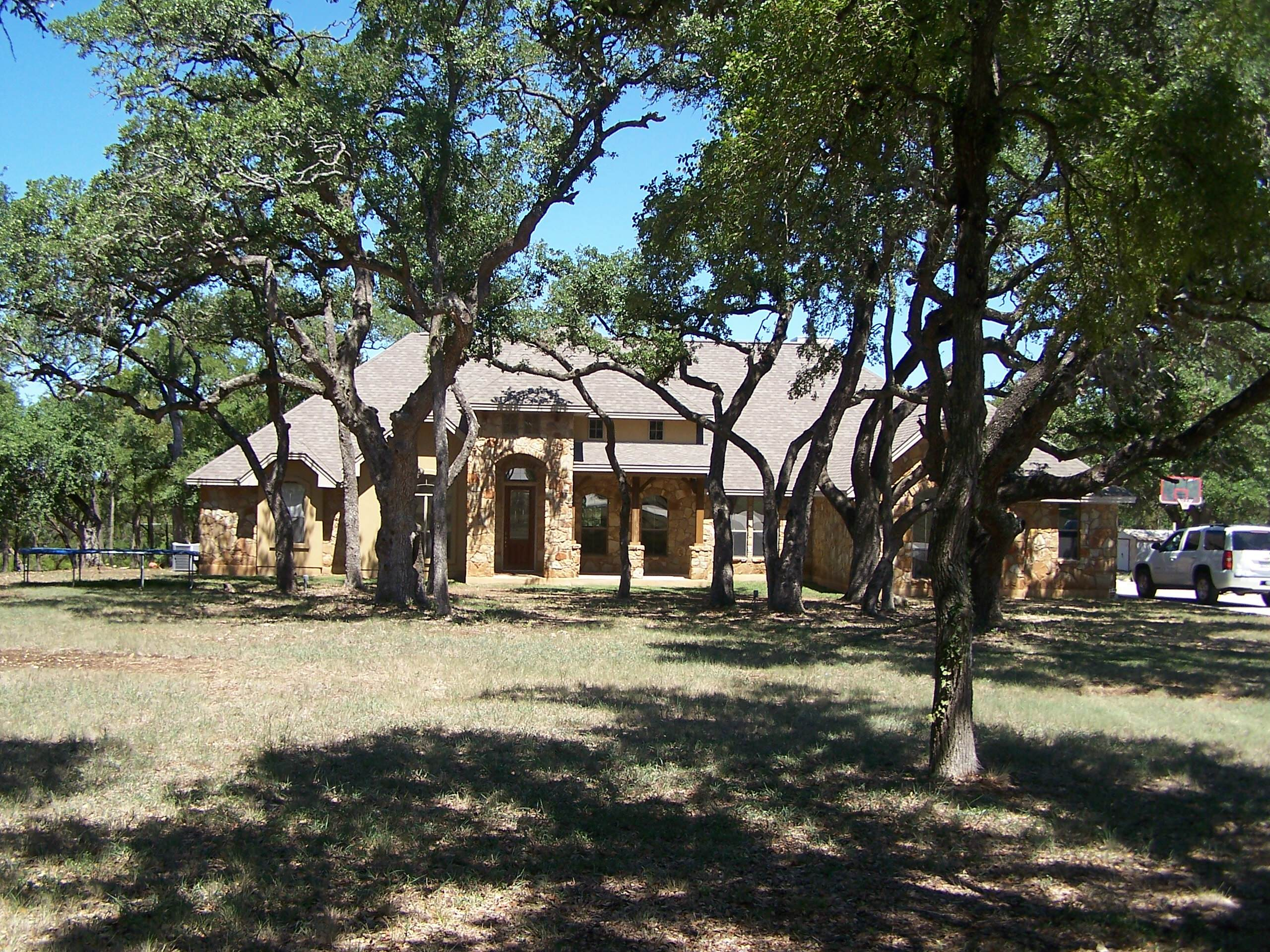 Mediterranean Style House, Buda, TX