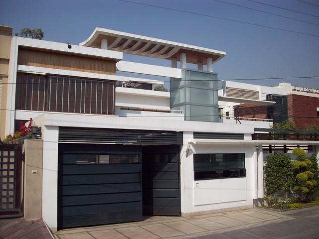 Front Elevation In Ludhiana : Mefa house in sarabha nagar ludhiana india modern