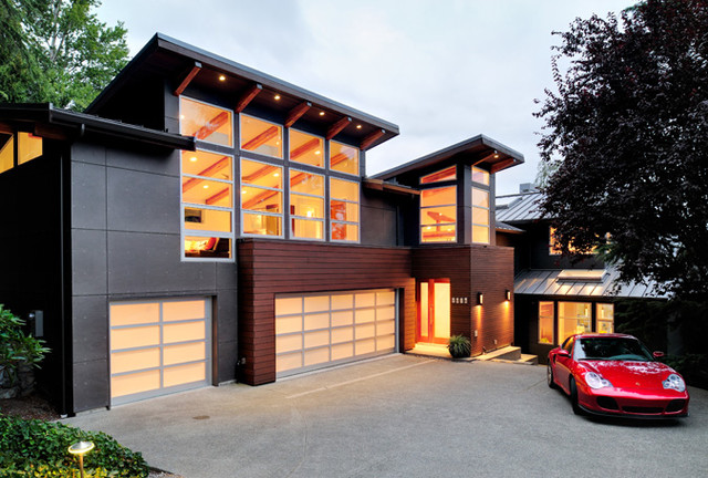 Member Architect contemporary-exterior