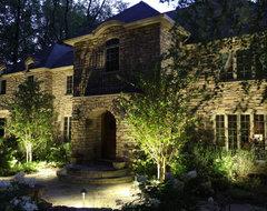 Mendham New Jersey - Landscape Arcthitect NJ traditional-exterior