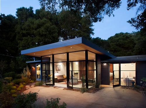 Fascia flat roof materials