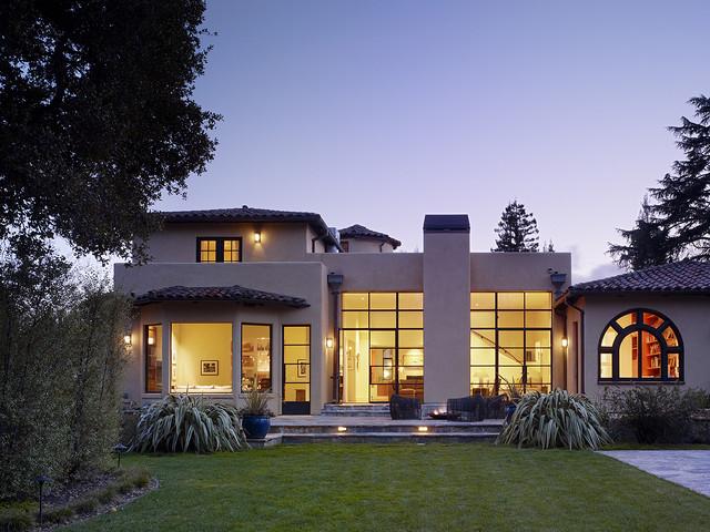 Modern Spanish Style House