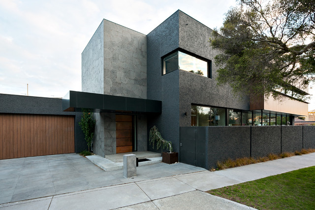 Mentone House Contemporary Exterior Melbourne By