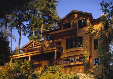 Mercer Island Residence 2 traditional-exterior
