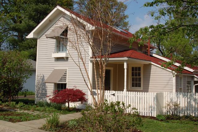 Meridian Avenue Listing (St. Matthews) traditional-exterior