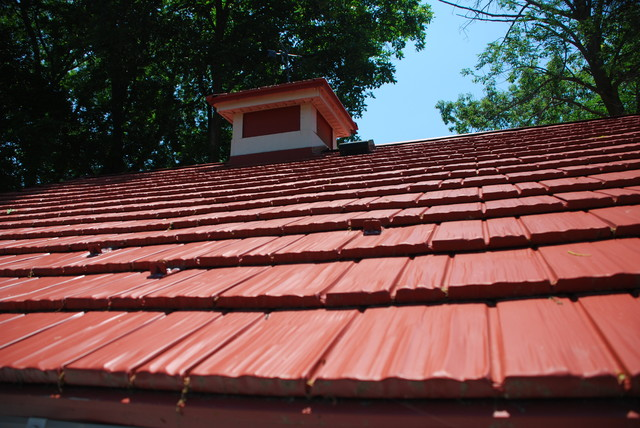 Metal Roof Styles Exterior