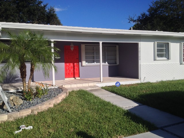 Miami shore house painting for House painting miami