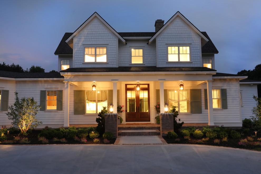 Michigan retreat - Farmhouse - Exterior - Grand Rapids ...