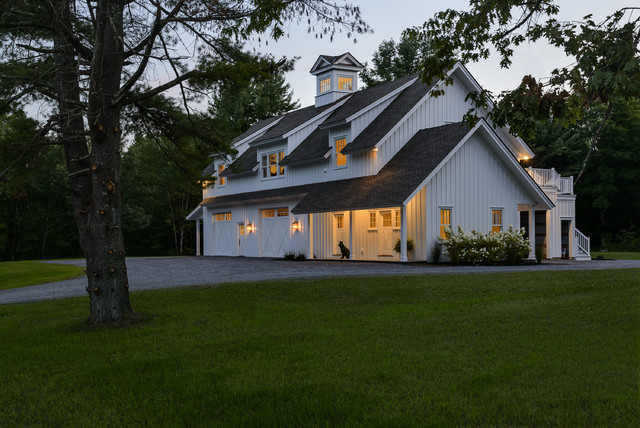 Micro Winery Guest House Farmhouse Exterior New York