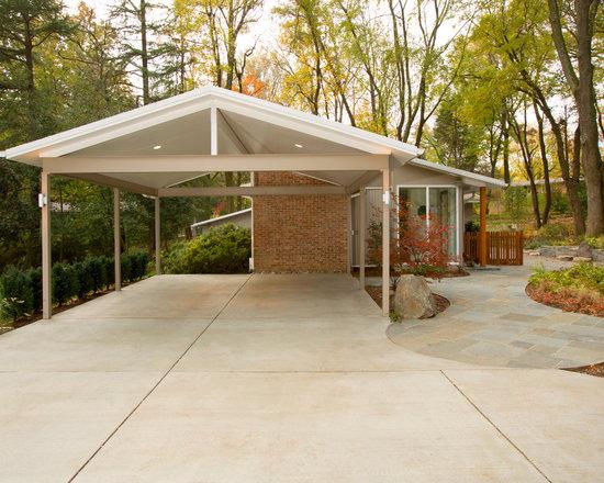 Steel carport plans home design ideas pictures remodel for Brick carport