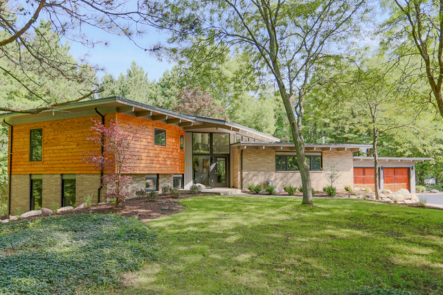 Mid Century Modern House Remodel And Staging Midcentury