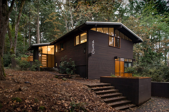 1960s Wood Gable Roof Idea In Portland Part 52