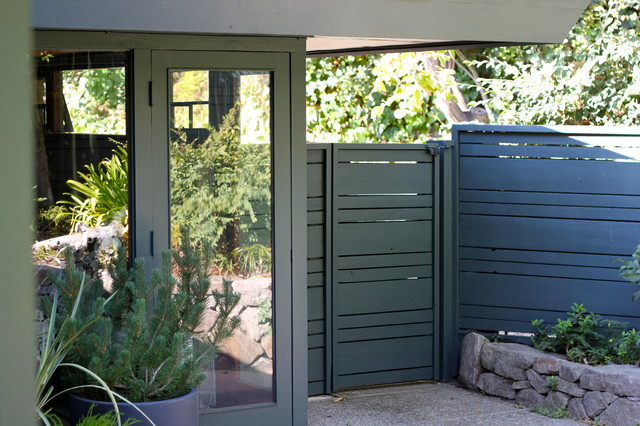 Mid Century Modern Midcentury Exterior San Francisco By Cocoon Home D