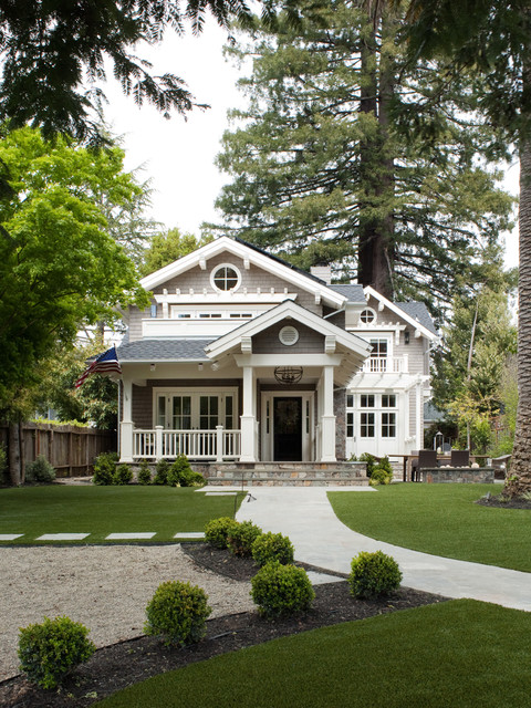 Mill Valley Classic Cottage traditional-exterior