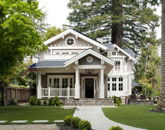 Mill Valley Classic Cottage traditional exterior