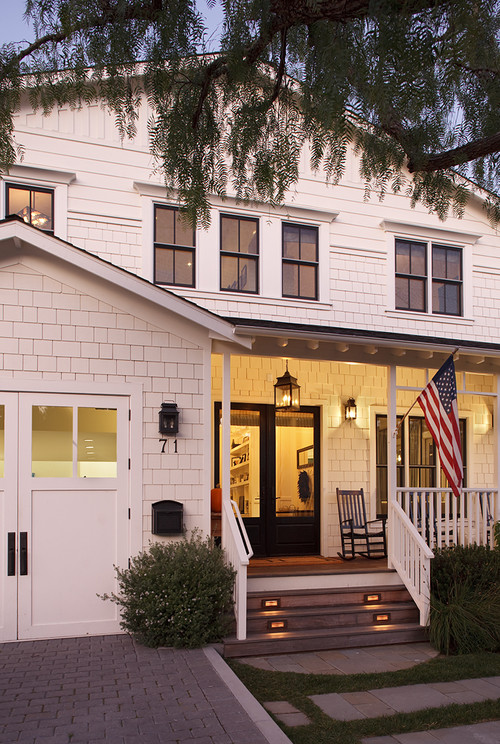 Mill Valley home Sweet home traditional exterior