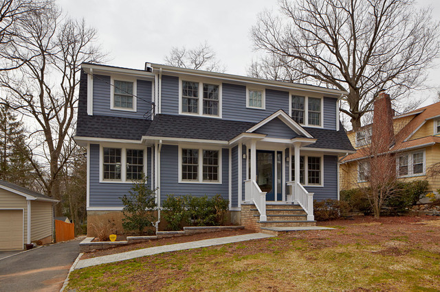 Millburn Dutch Colonial Traditional Exterior New York By