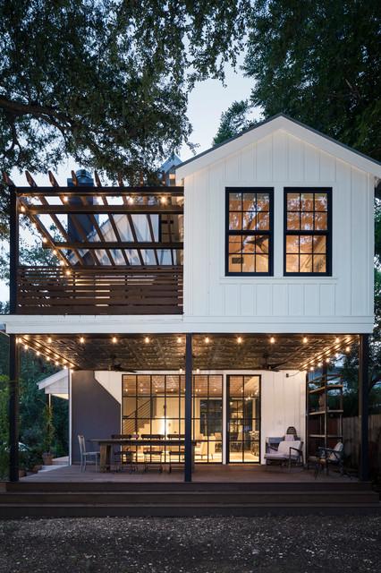 Miller Residence - Farmhouse - Exterior - Austin - by
