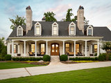 farmhouse-exterior Trending Now: The Most Popular Exterior Photos on Upholstery in London (10 photos)