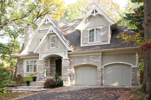 Mineola cottage craftsman exterior toronto by for Cottage design ideas exterior