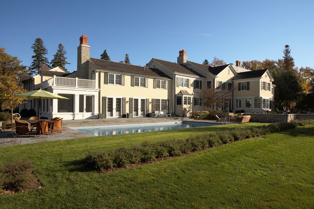 Minnesota Private Residence traditional-exterior