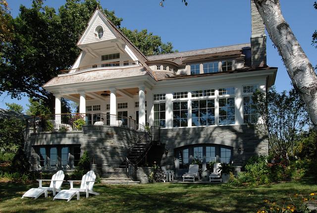 Shingle style beach house plans house design plans for Victorian beach house plans