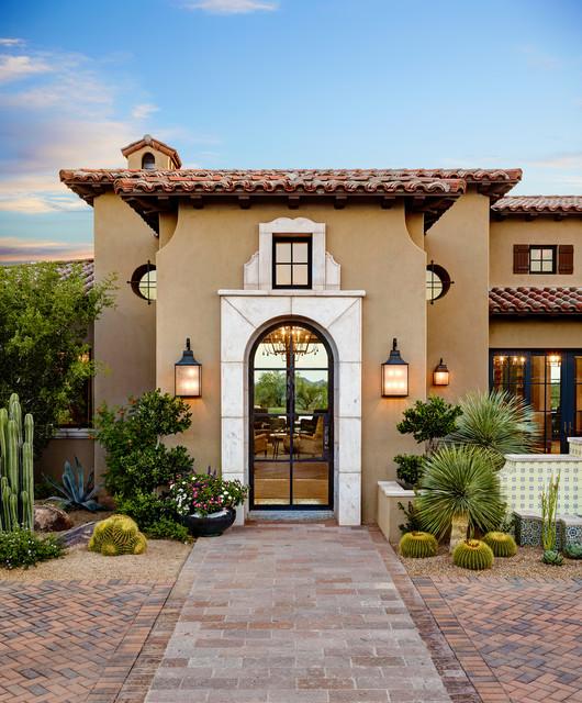 16 Enchanting Modern Entrance Designs That Boost The: Mirabel Estate