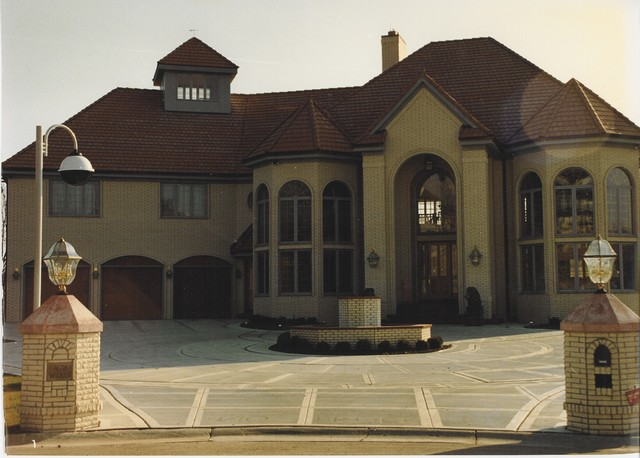 Misc Custom Home Pics traditional-exterior