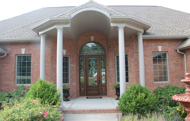 Misc. Projects traditional-exterior