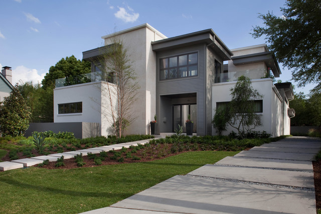 Miwa Modern Exterior Orlando By Phil Kean Design Group