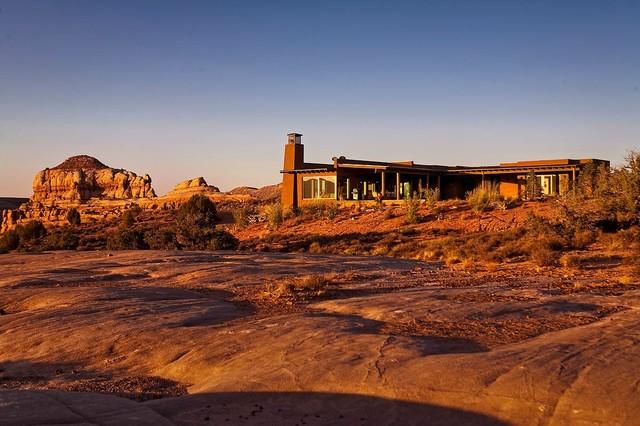 Moab Utah Vacation Home contemporary-exterior