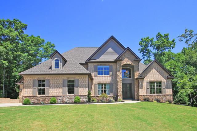 Model home riverbend estates for Riverbend estate