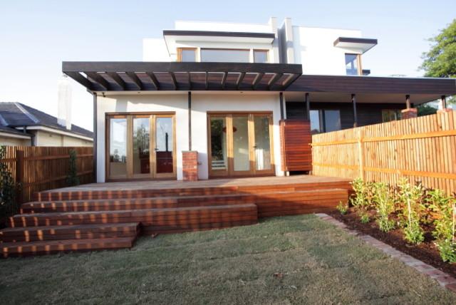 Modern Art Deco Glen Iris modern-exterior
