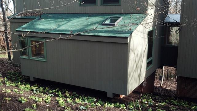 Modern Bathroom Addition, exterior contemporary-exterior