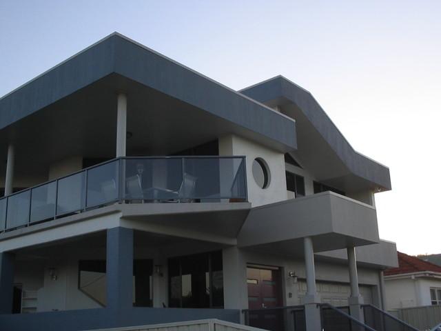 Modern beach house contemporary exterior sydney by for Beach house designs sydney