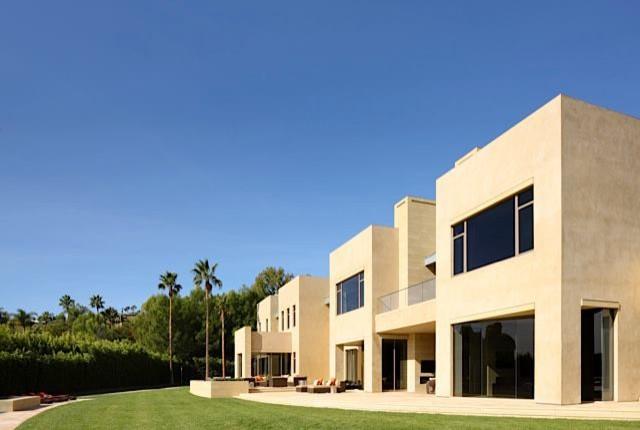 Modern Beverly Hills contemporary-exterior