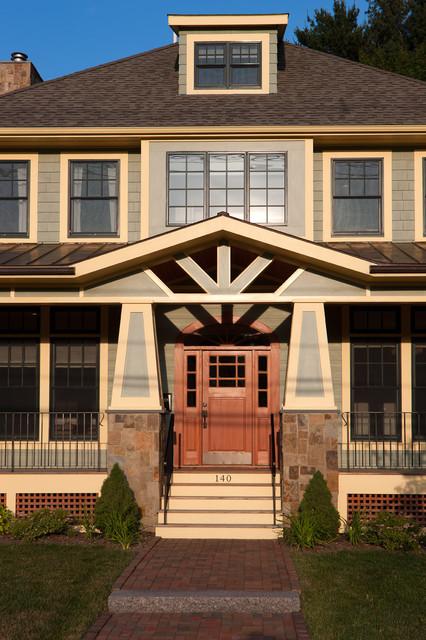 Modern Bungalow craftsman-exterior