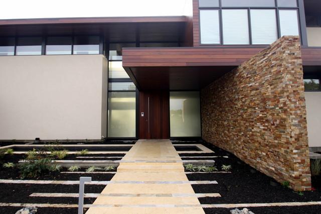 Modern California Home modern-exterior