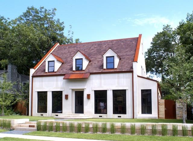 modern cape cod cottage