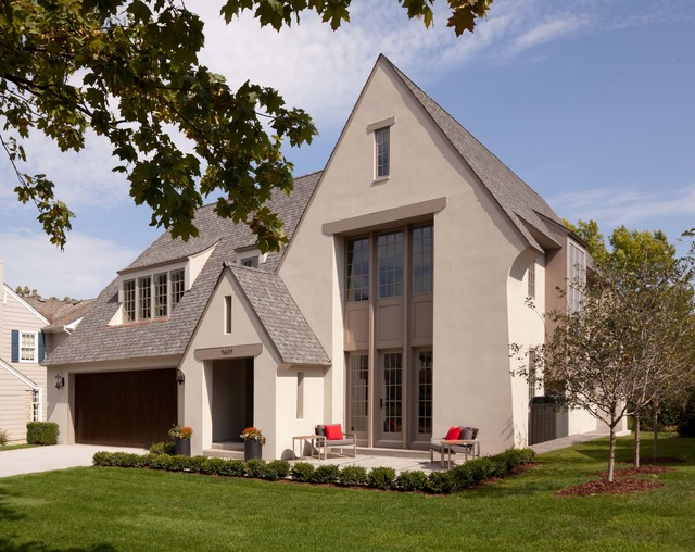 Modern English Traditional Exterior Minneapolis By Murphy Co Design