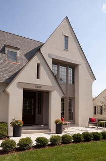 Modern English Traditional Exterior Minneapolis By