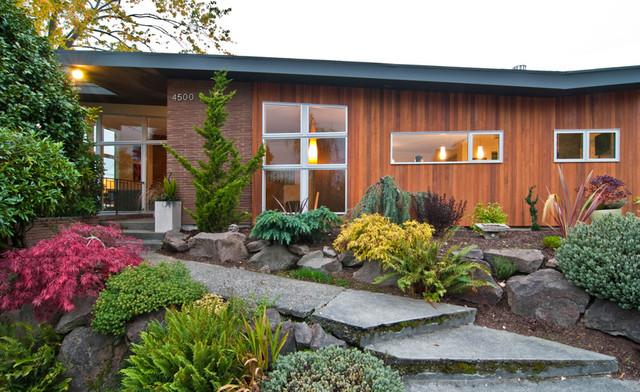 View Ridge Remodel modern-exterior