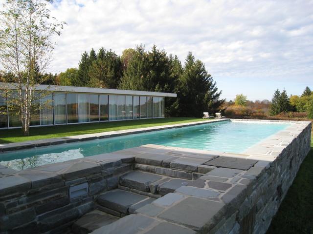 Bushman Dreyfus Architects modern-pool