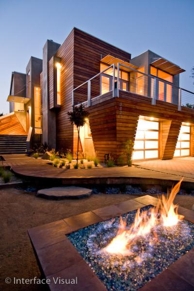 Moana modern-exterior
