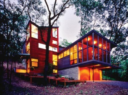 Landon Bone Baker Architects modern exterior