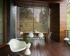 Hoke Residence modern-exterior