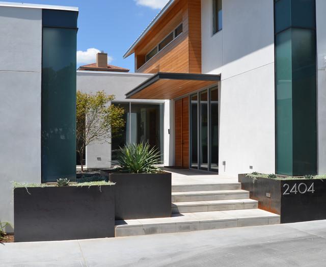 Vance Lane Modern Home Modern Exterior Austin By